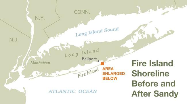 NY Sea Grant   NYSG: Coastal Processes & Hazards (News: On